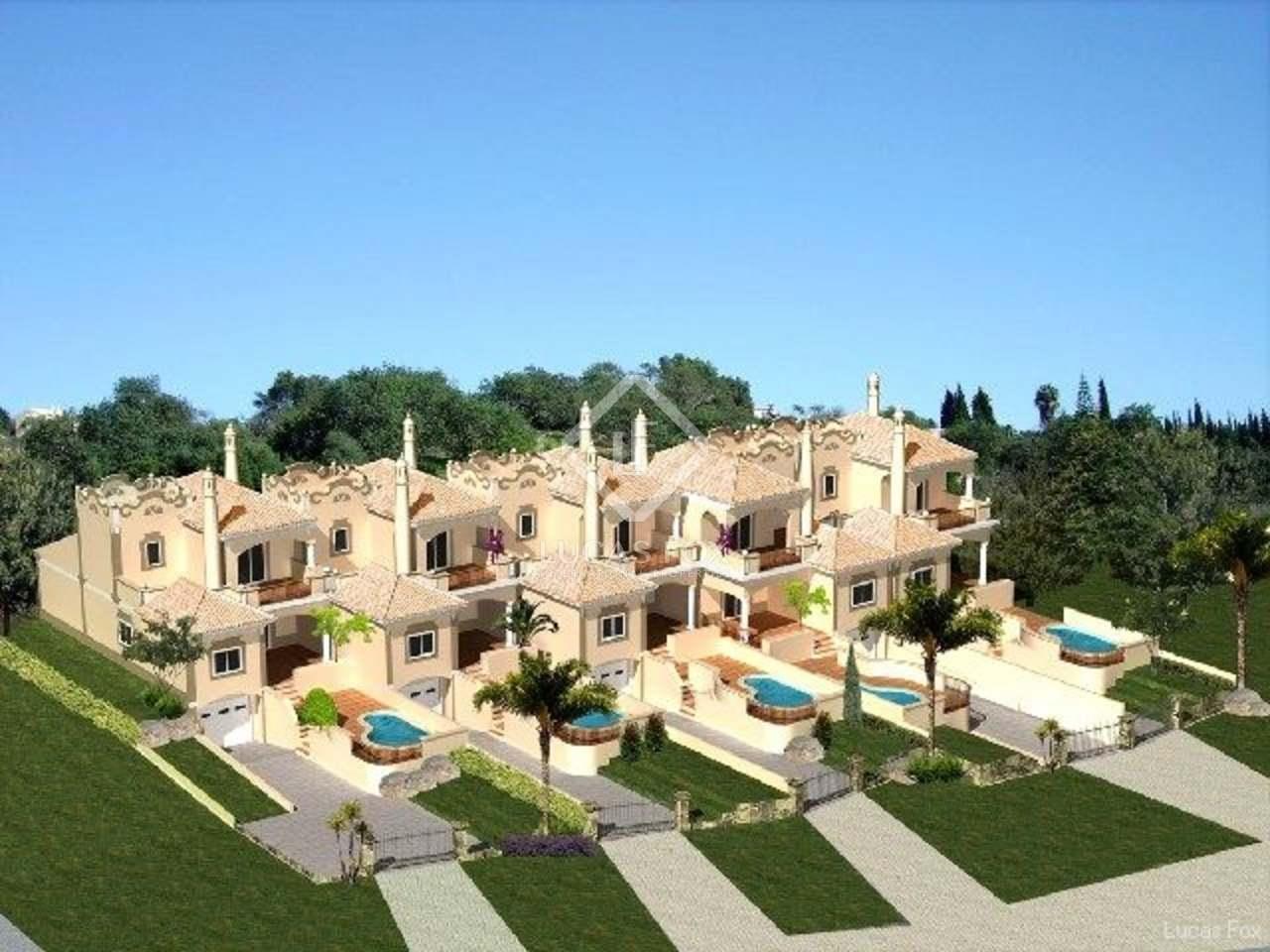Maison villa de 232m a vendre algarve portugal for Acheter une maison au portugal particulier