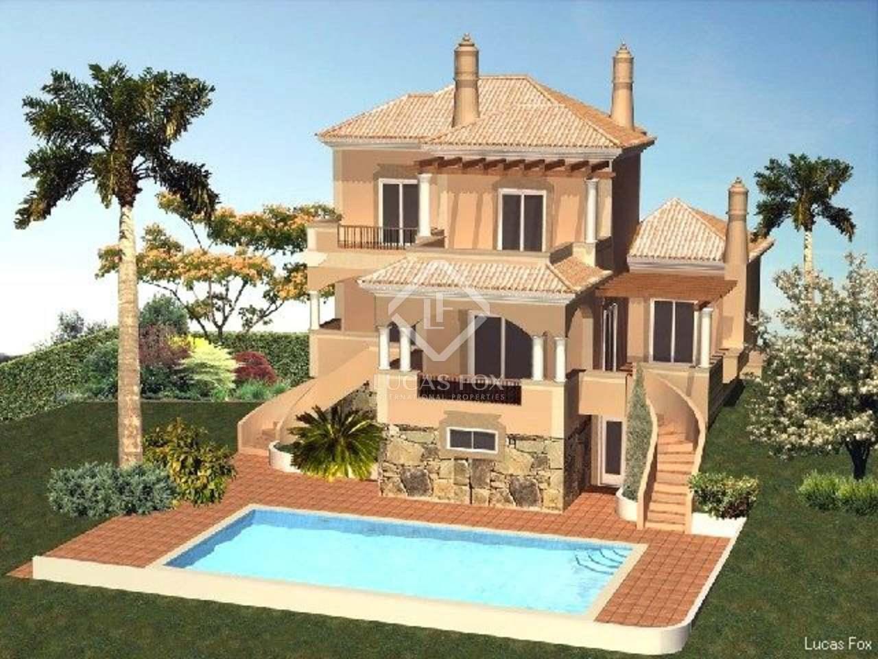 274m haus villa zum verkauf in algarve portugal. Black Bedroom Furniture Sets. Home Design Ideas
