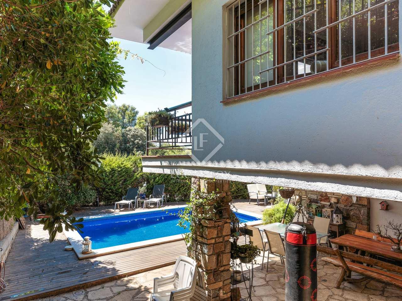 Maison villa de 192m a vendre sant cugat avec 535m - Piscines sant cugat ...