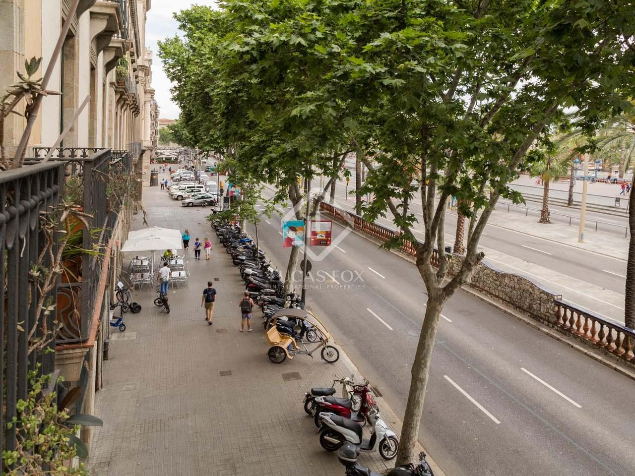 Apartamento amueblado en alquiler en el g tico casco - Casco antiguo de barcelona ...