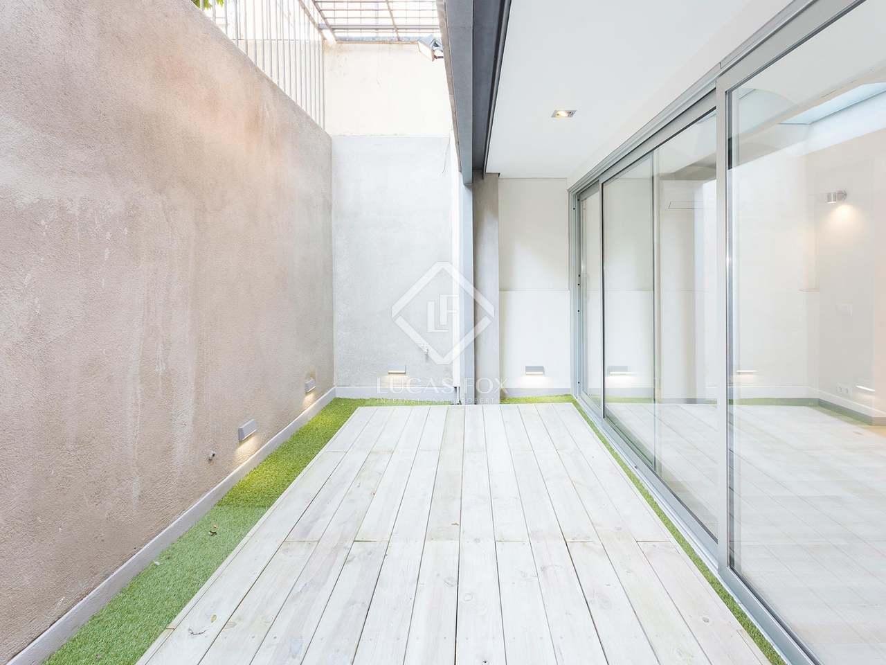 Appartement de 95m a vendre eixample droite avec 12m for Appartement barcelone piscine