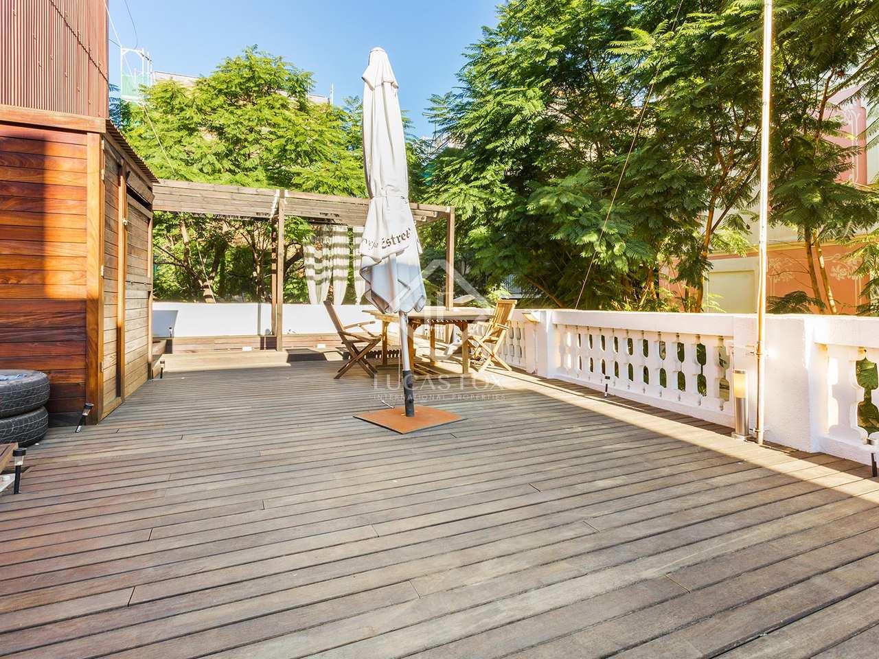 Acogendor apartamento con amplia terraza en venta en la for Terrazas 1280 a