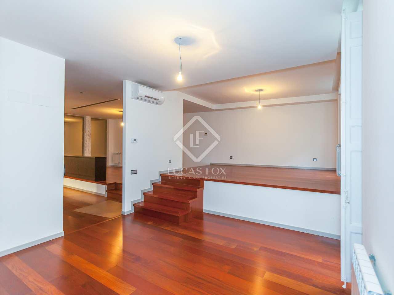 Piso de 202 m en alquiler en recoletos madrid - Alquiler piso humanes de madrid ...