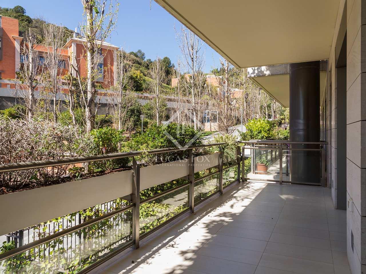 Appartement de 115m a louer sant gervasi la bonanova for Appartement a louer a barcelone avec piscine