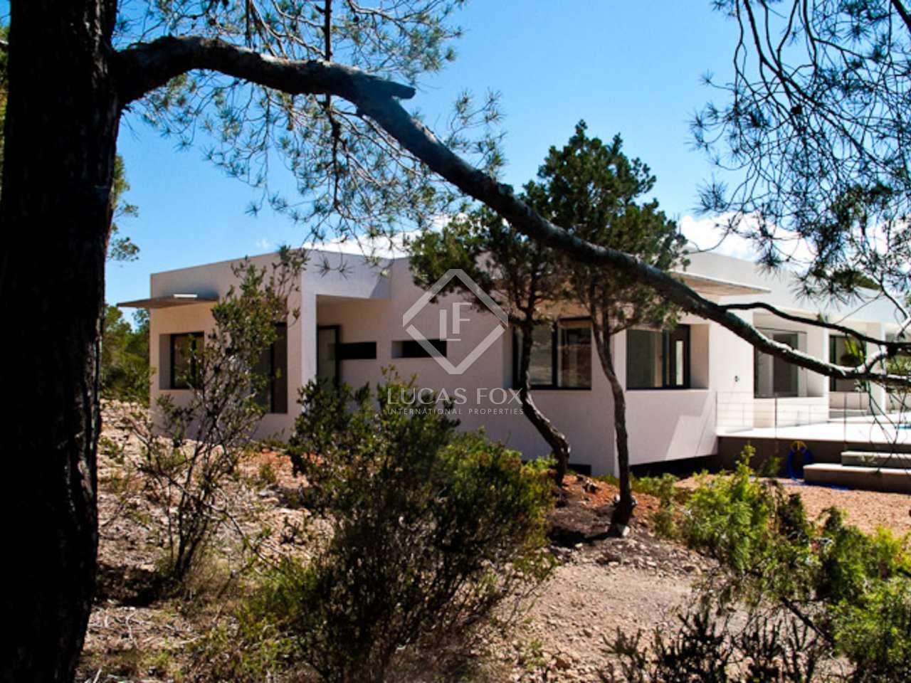 384m haus villa zum verkauf in san jos ibiza. Black Bedroom Furniture Sets. Home Design Ideas
