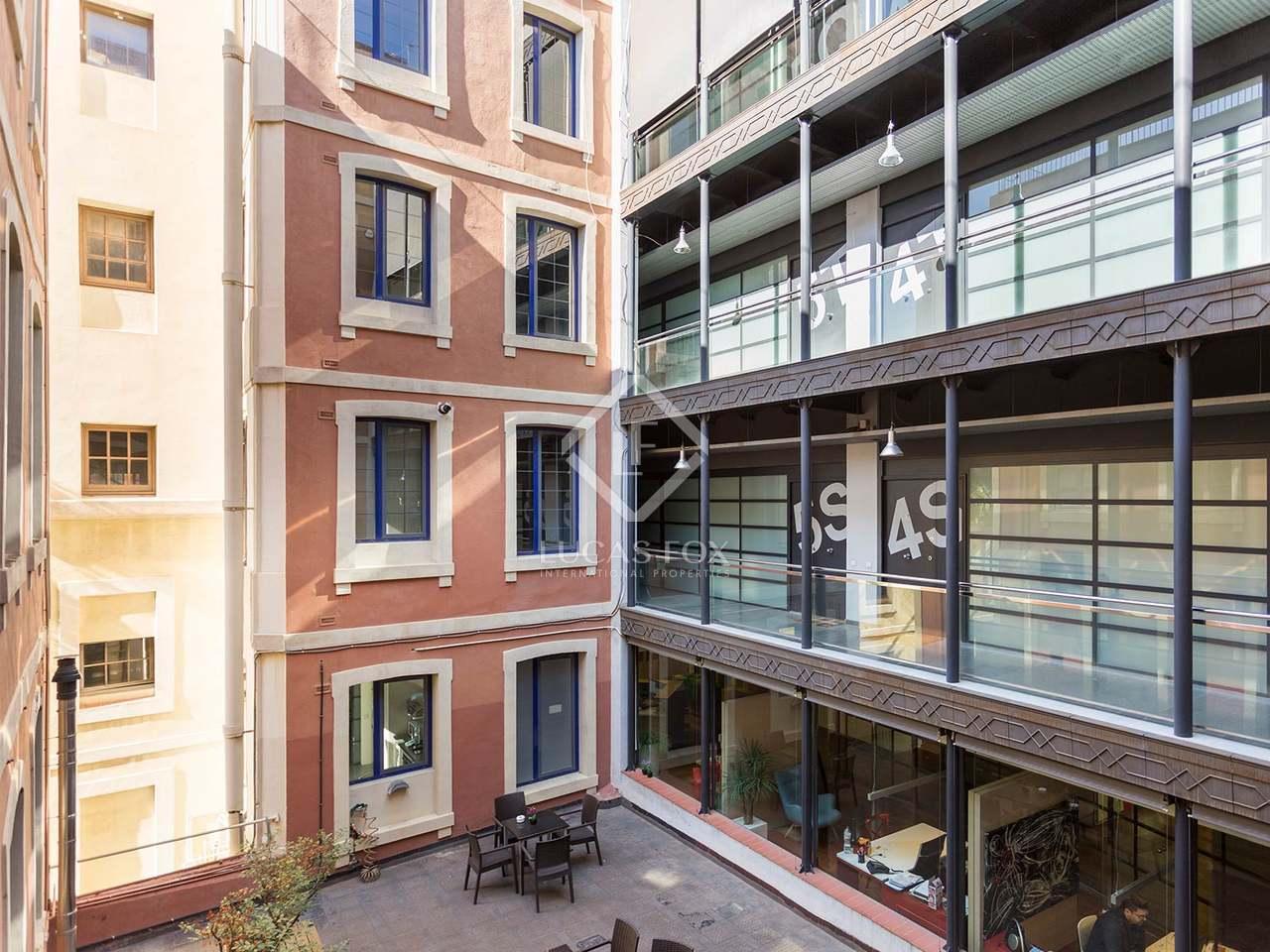 Loft appartement te koop in de oude stad van barcelona - Huis loft ...