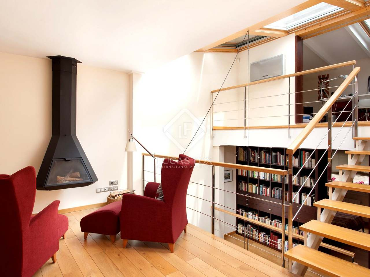 maison en vente dans le quartier de l 39 eixample de barcelone. Black Bedroom Furniture Sets. Home Design Ideas