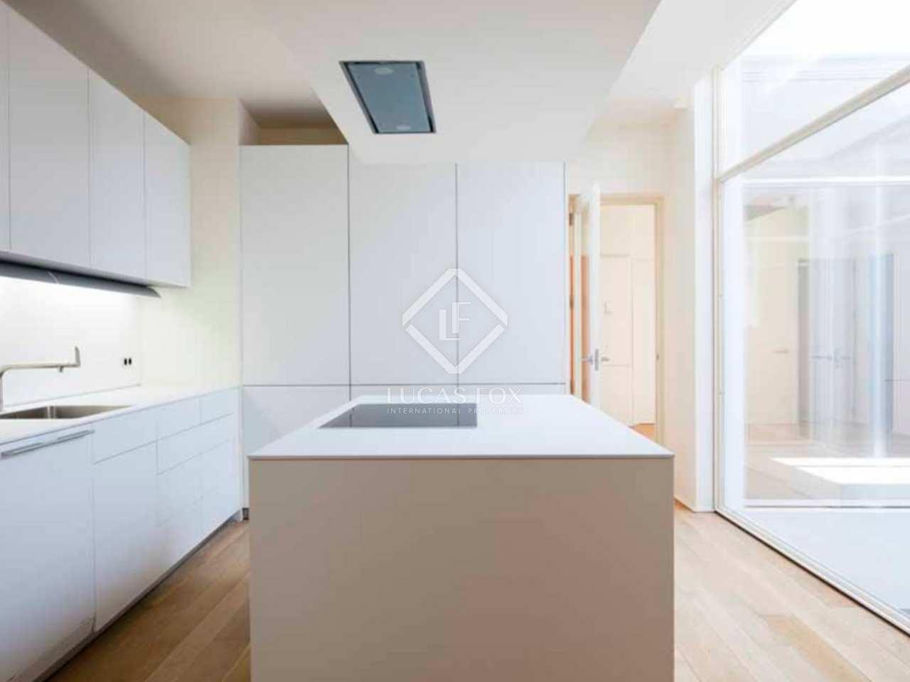 Penthouse Wohnung zum Verkauf im Zentrum von Palma, Mallorca.