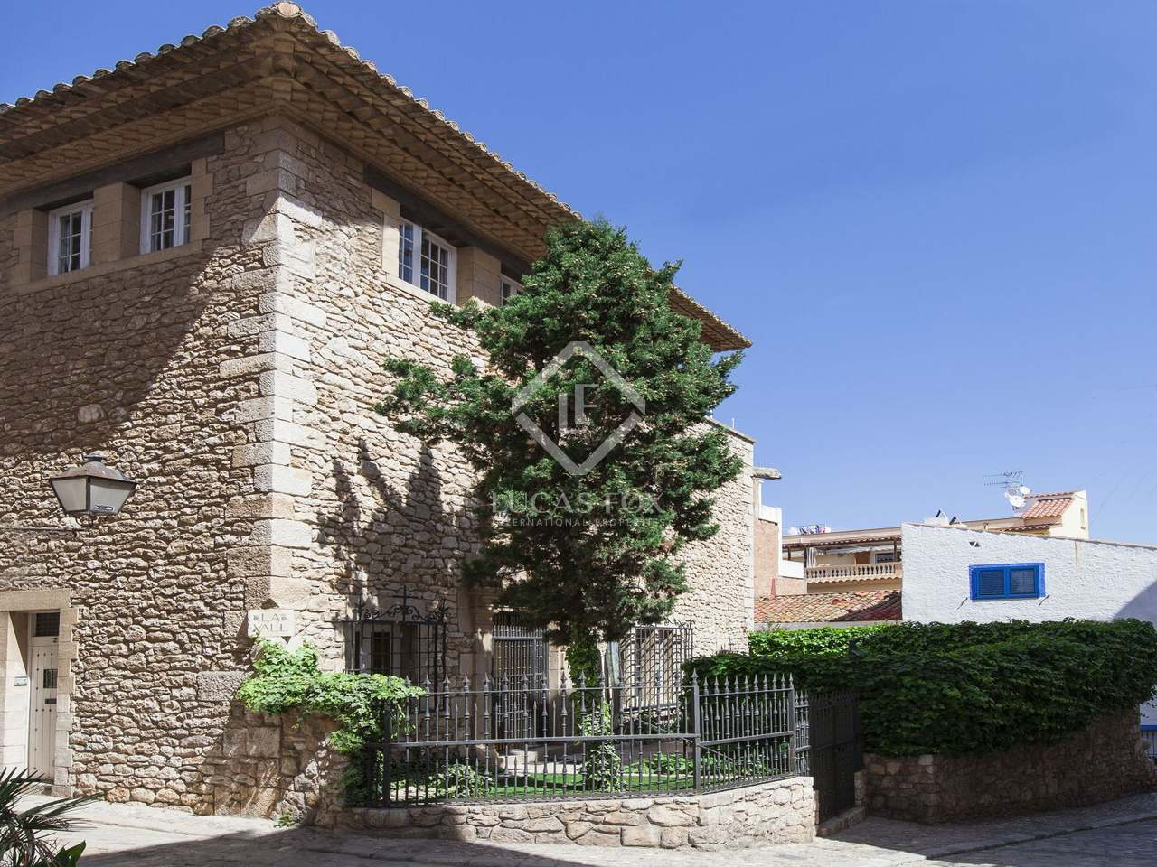 Property For Sale In Sitges Old Town