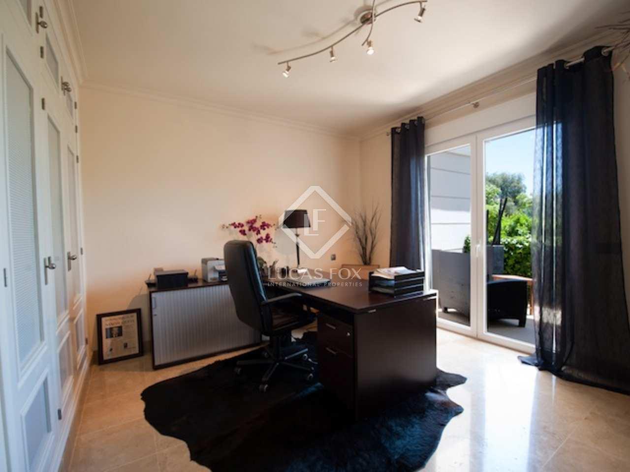 appartement de luxe vendre dans le complexe de los flamingos marbella en espagne. Black Bedroom Furniture Sets. Home Design Ideas