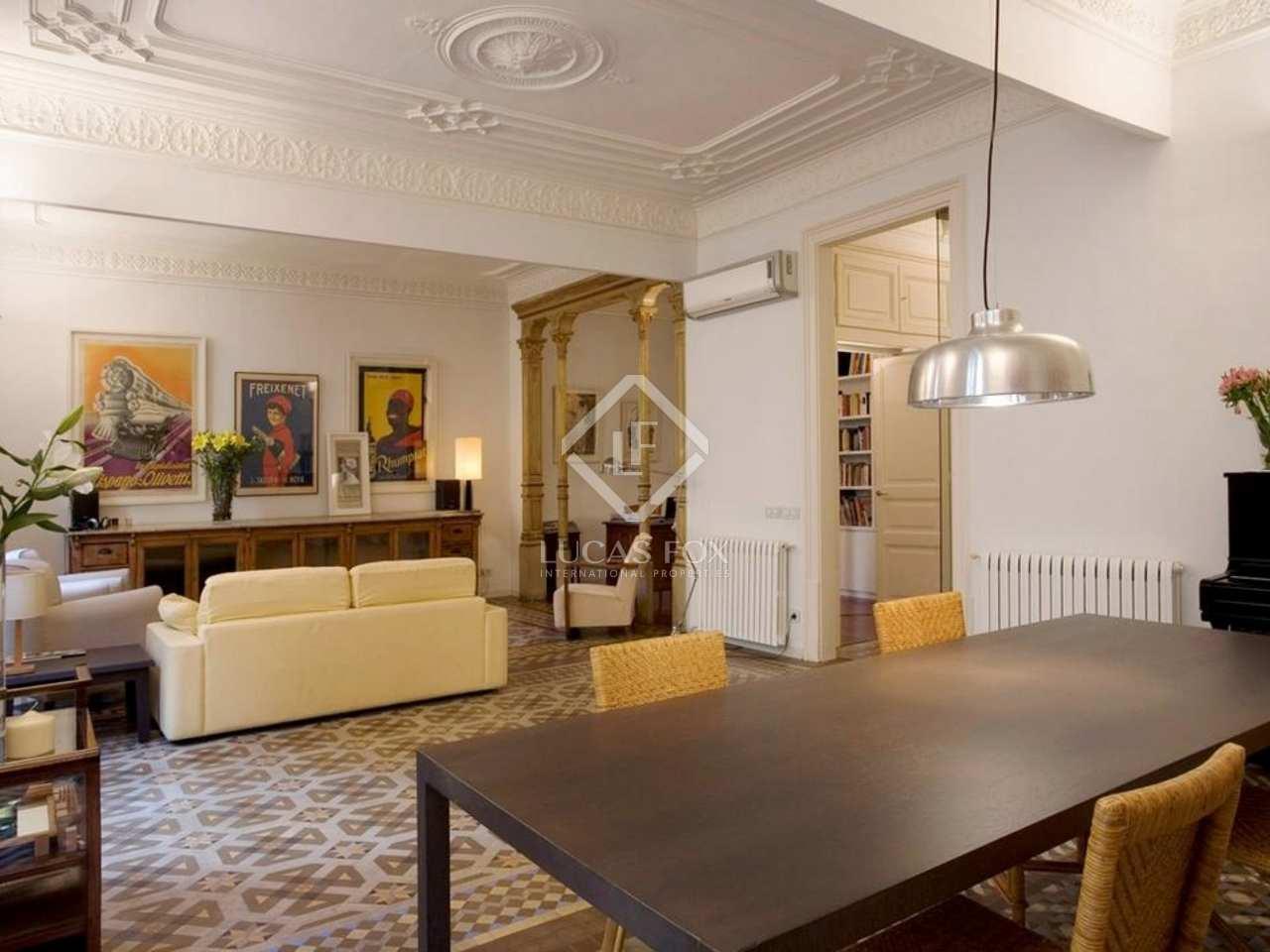 Propiedad de 3 dormitorios en venta en el casco antiguo de - Casco antiguo de barcelona ...