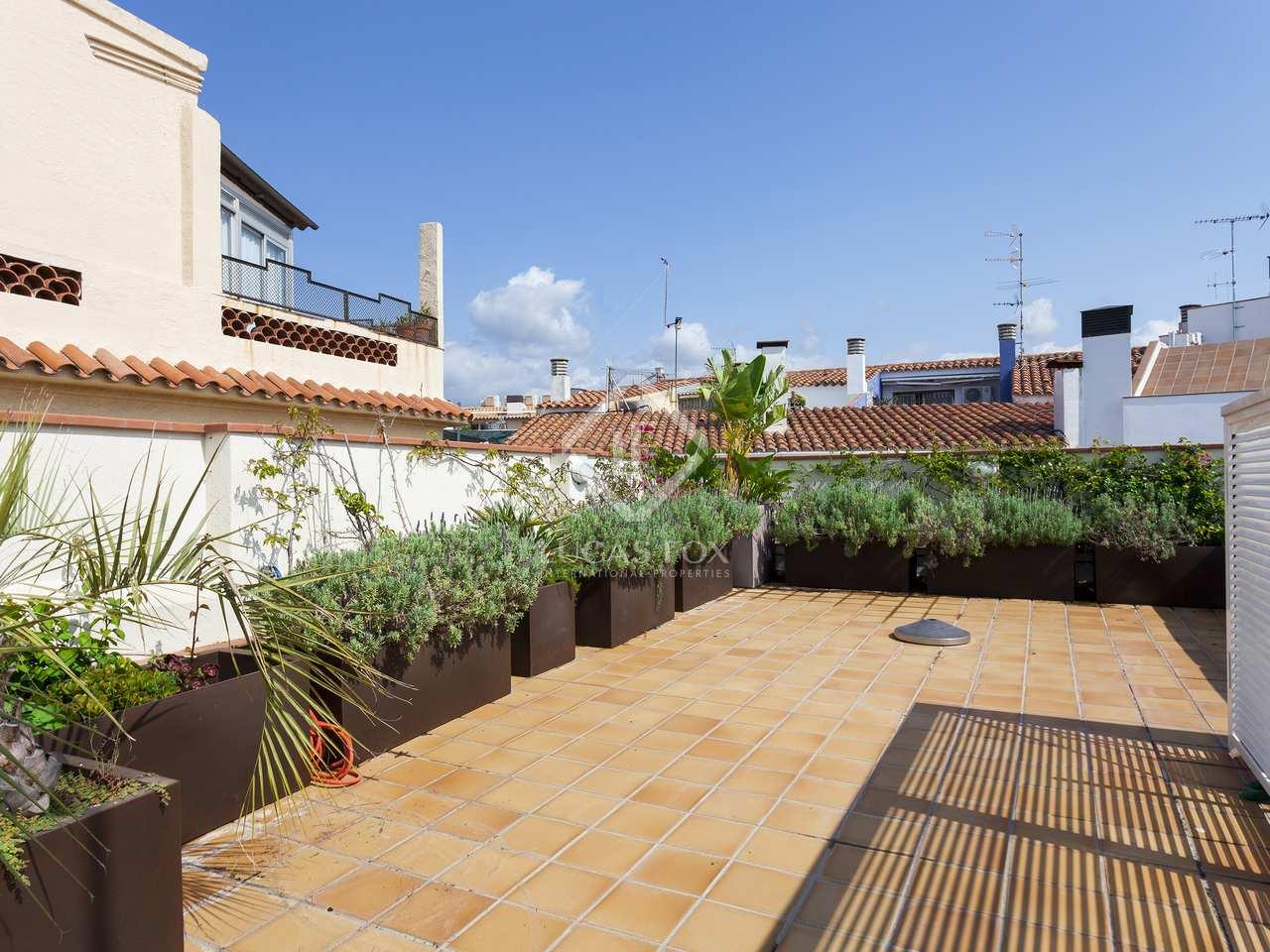 Tico de 100 m con terraza de 80 m en venta en sitges - Atico en sitges ...