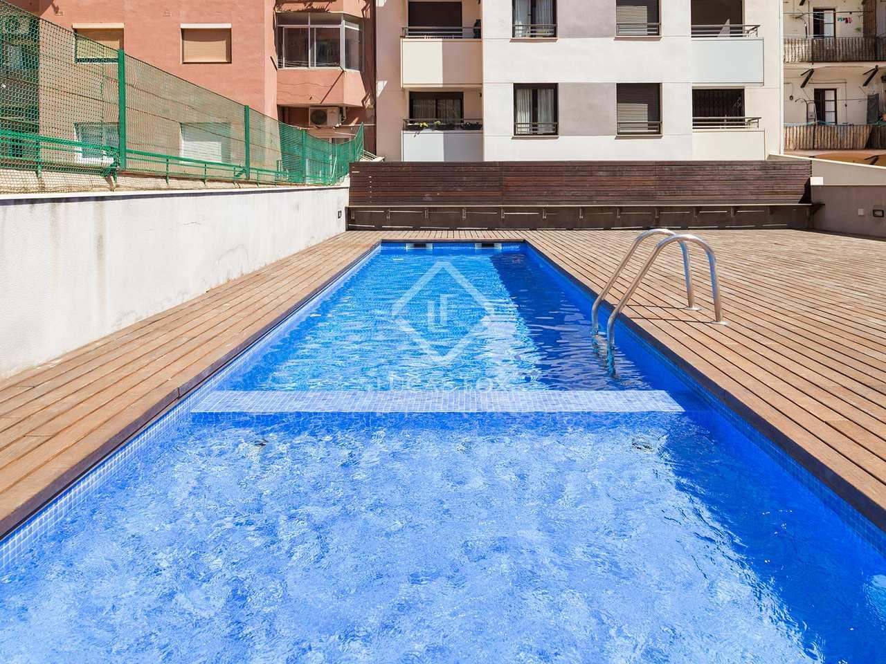 Appartement de 70m a vendre vila ol mpica barcelone for Piscine w barcelone