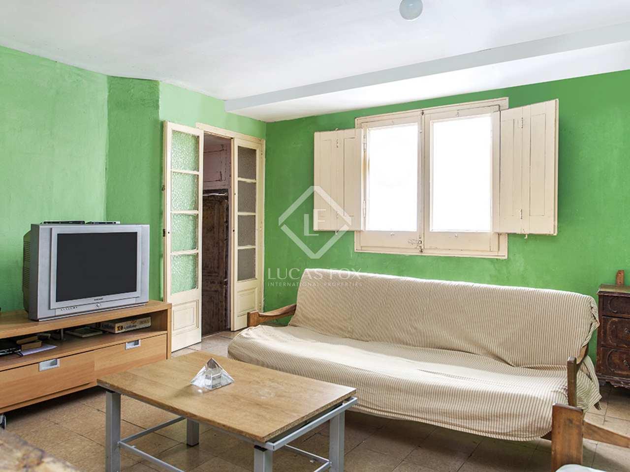 Appartement de 137m a vendre g tico barcelone for Appartement avec piscine barcelone