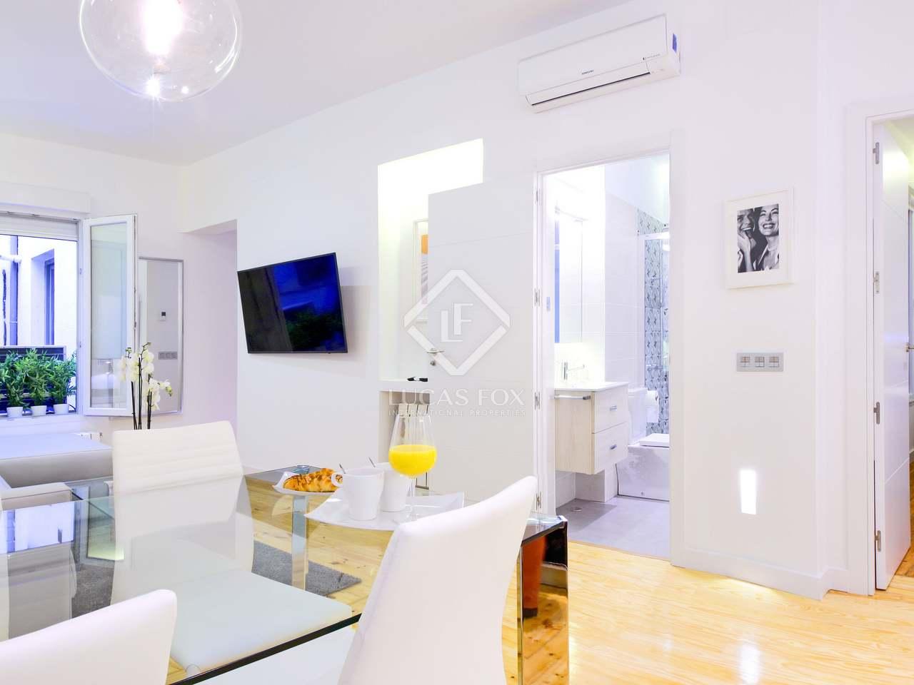 Piso de 1 dormitorio en alquiler en el centro de madrid for Compartir piso madrid centro