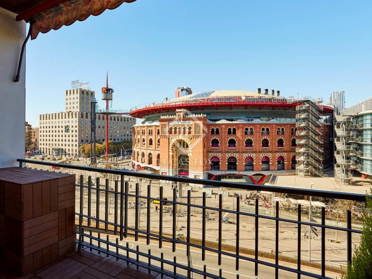 Appartement de 140m a vendre eixample gauche avec 8m for Piscine w barcelone