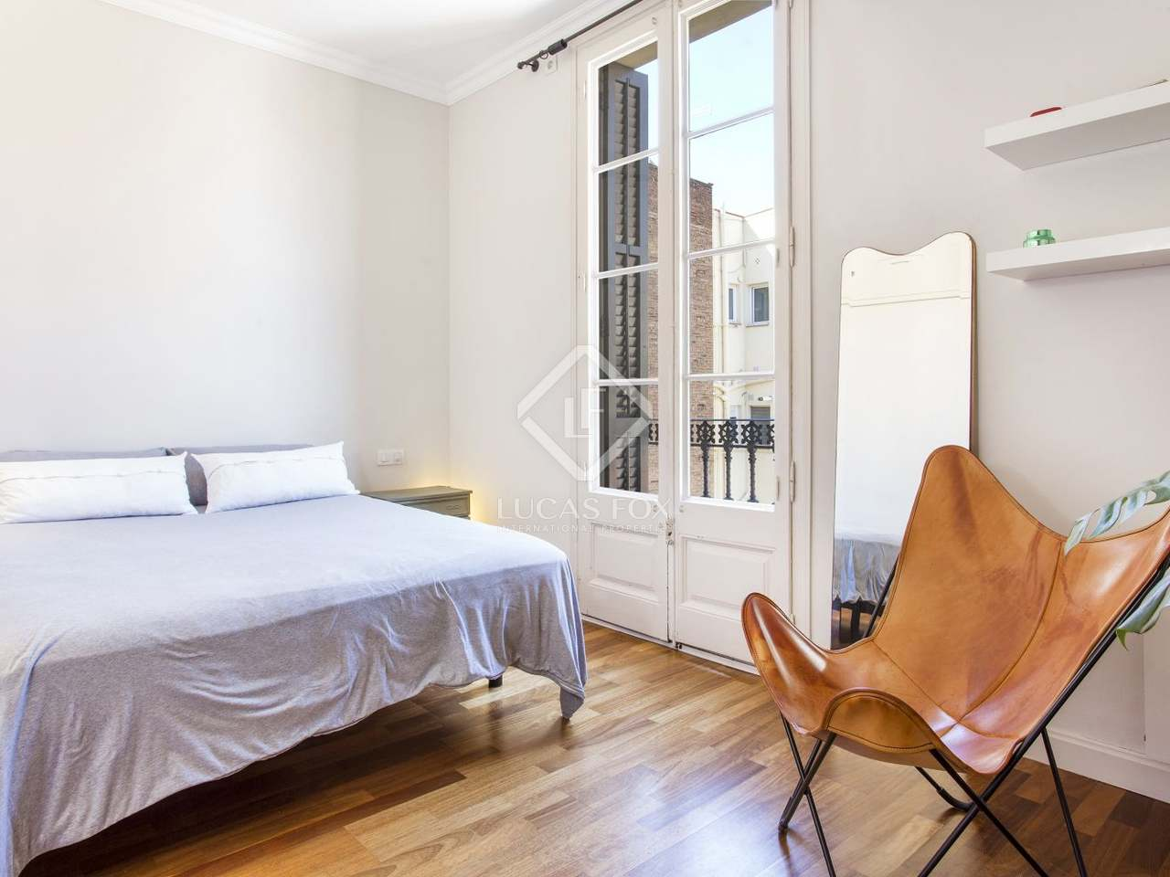 Appartement de 83m a vendre gr cia barcelone for Chambre fabulous w barcelone
