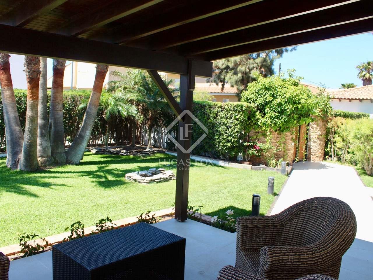 Villa de 384m en venta en puerto sagunto valencia - Casas en sagunto ...