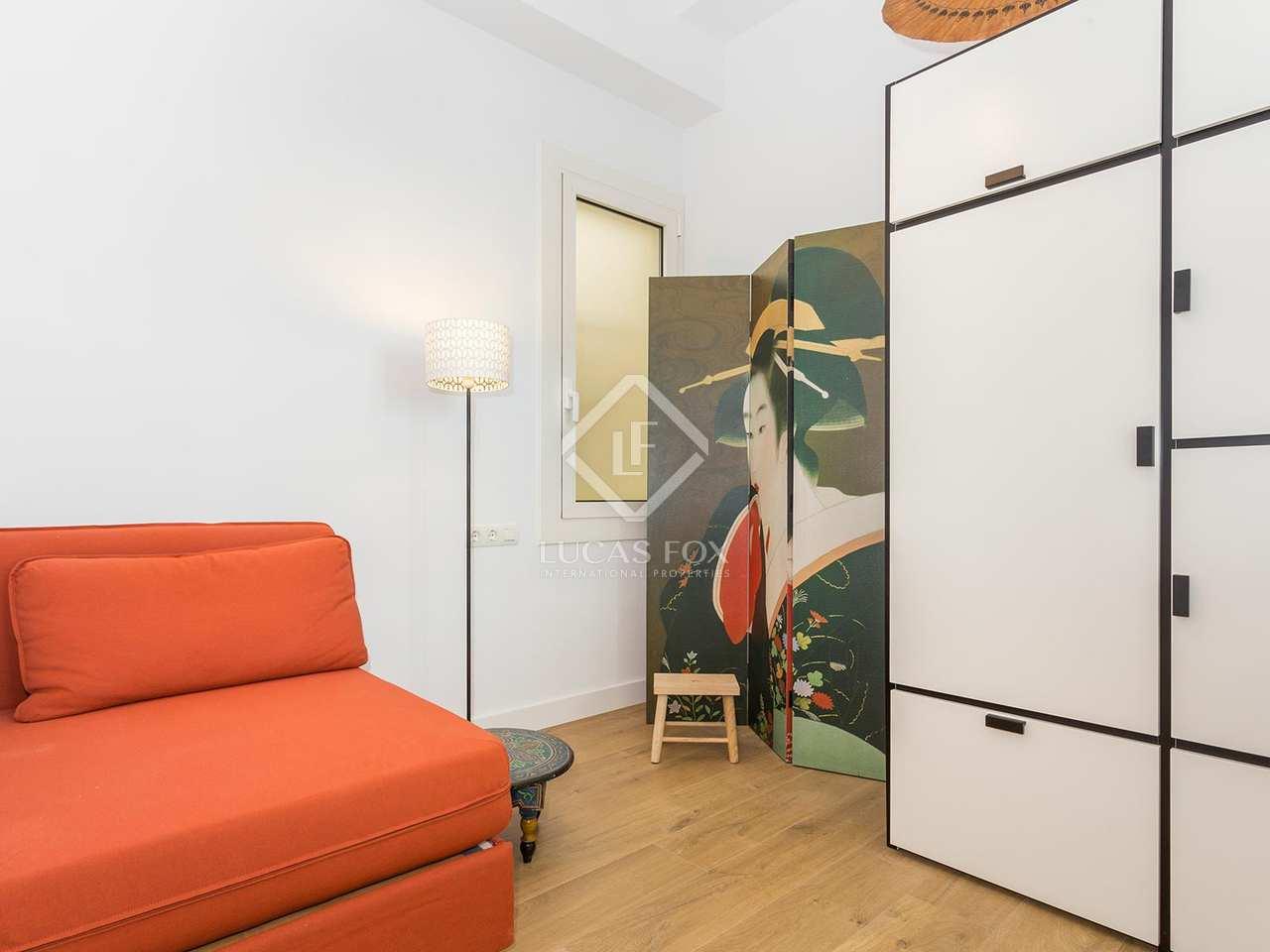 Apartamento de 2 dormitorios en alquiler en la barceloneta for Alquiler de dormitorios