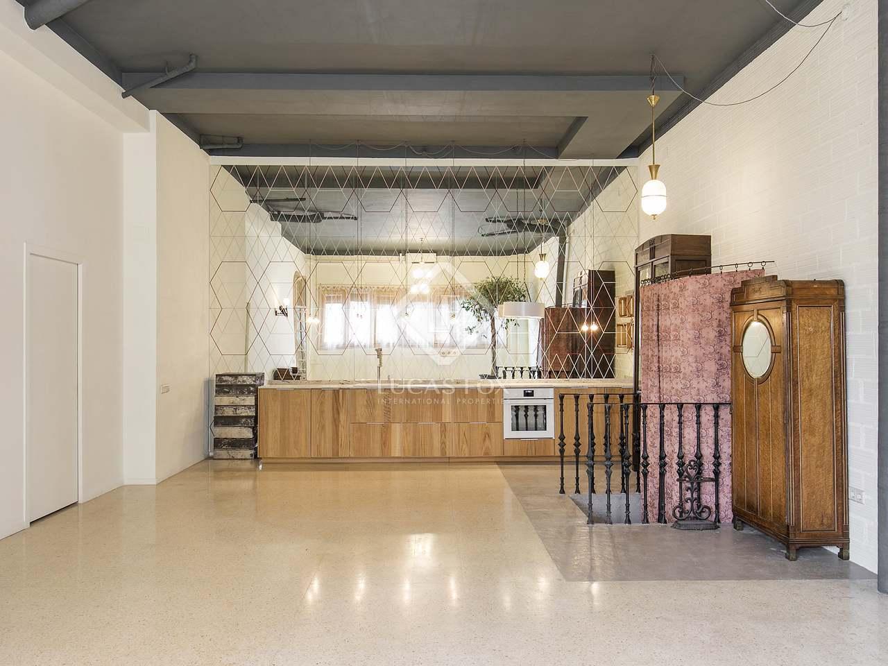 Appartement de 110m a vendre poblenou barcelone for Chambre fabulous w barcelone