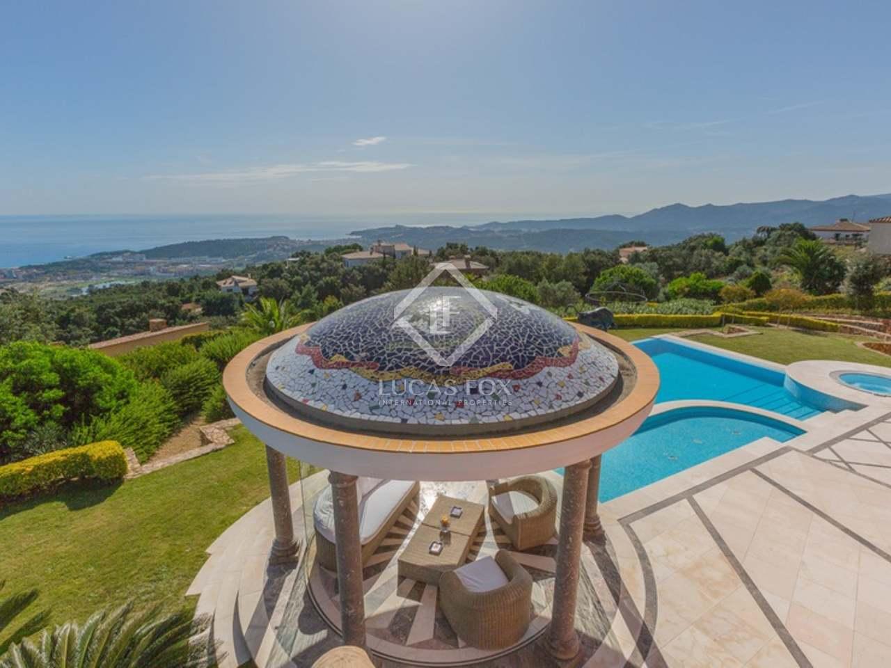 Casa de lujo en venta cerca de playa de aro costa brava - Casa playa costa brava ...