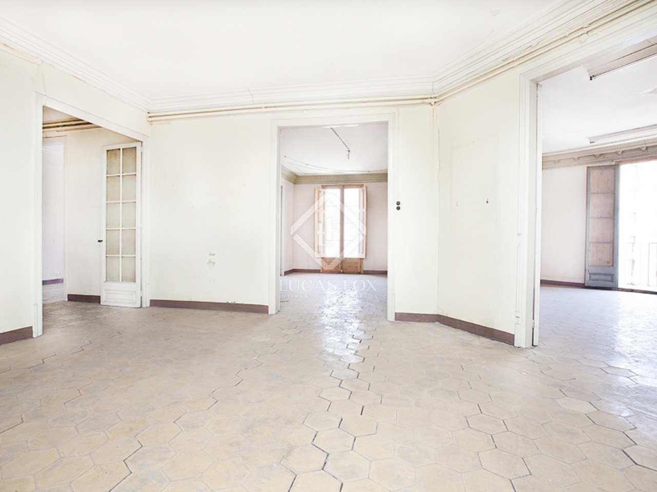 Appartement unique r nover vendre ciutat vella barcelone - Acheter appartement a barcelone ...