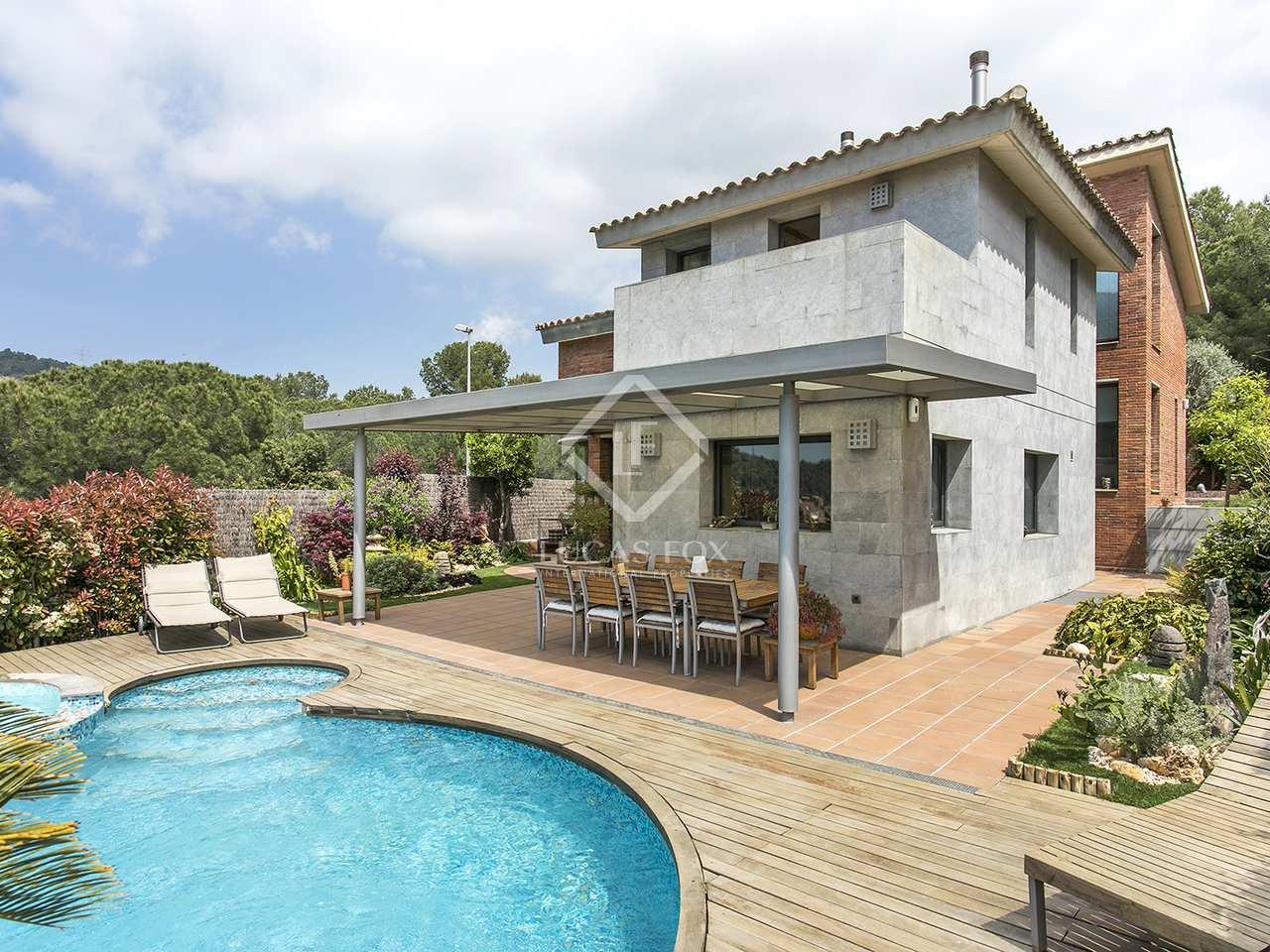 Huis villa van 347m te huur met 300m tuin in sant just for Huis met tuin te huur rotterdam