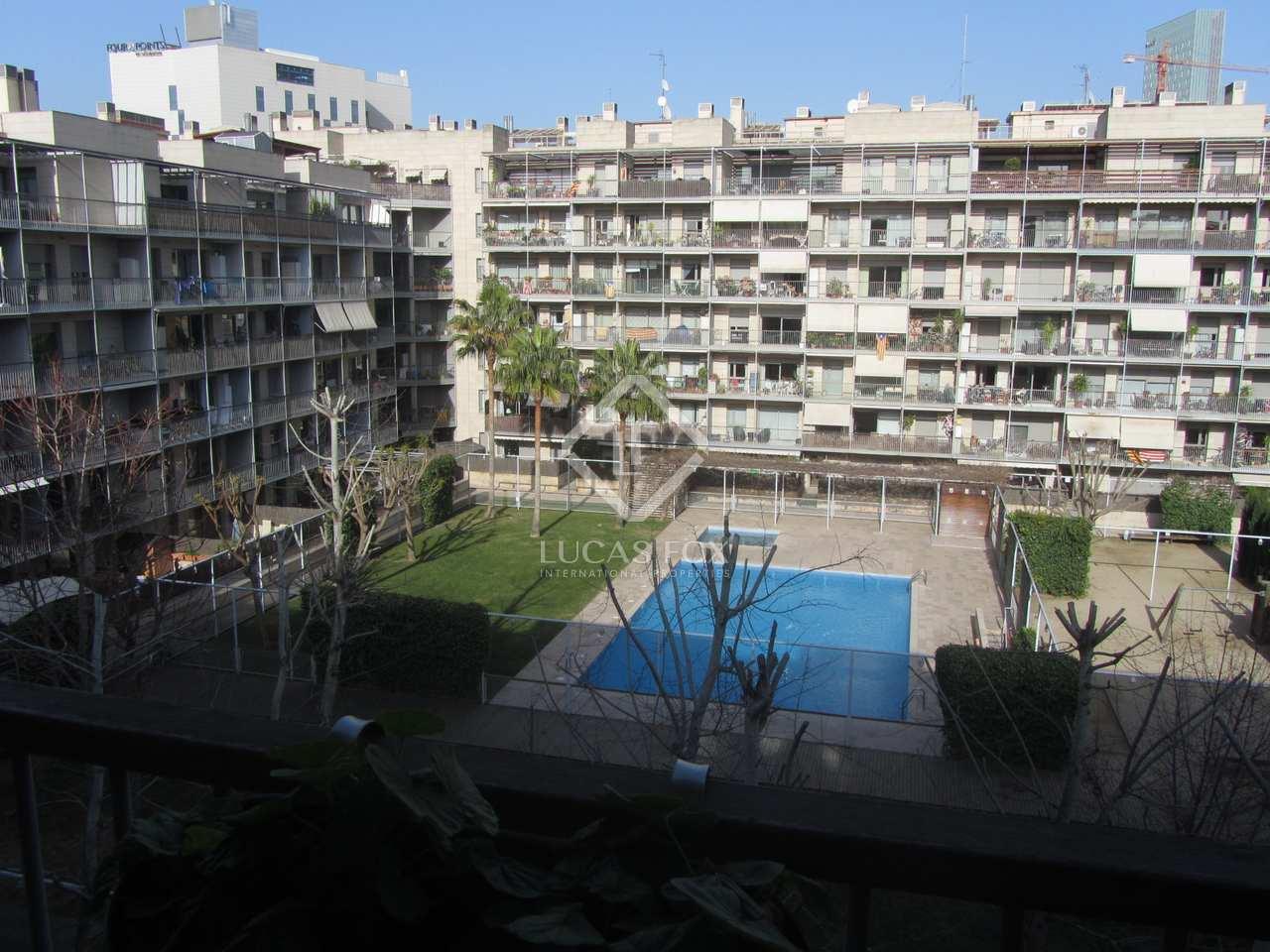 Piso en alquiler en poblenou barcelona for Alquiler casa jardin barcelona