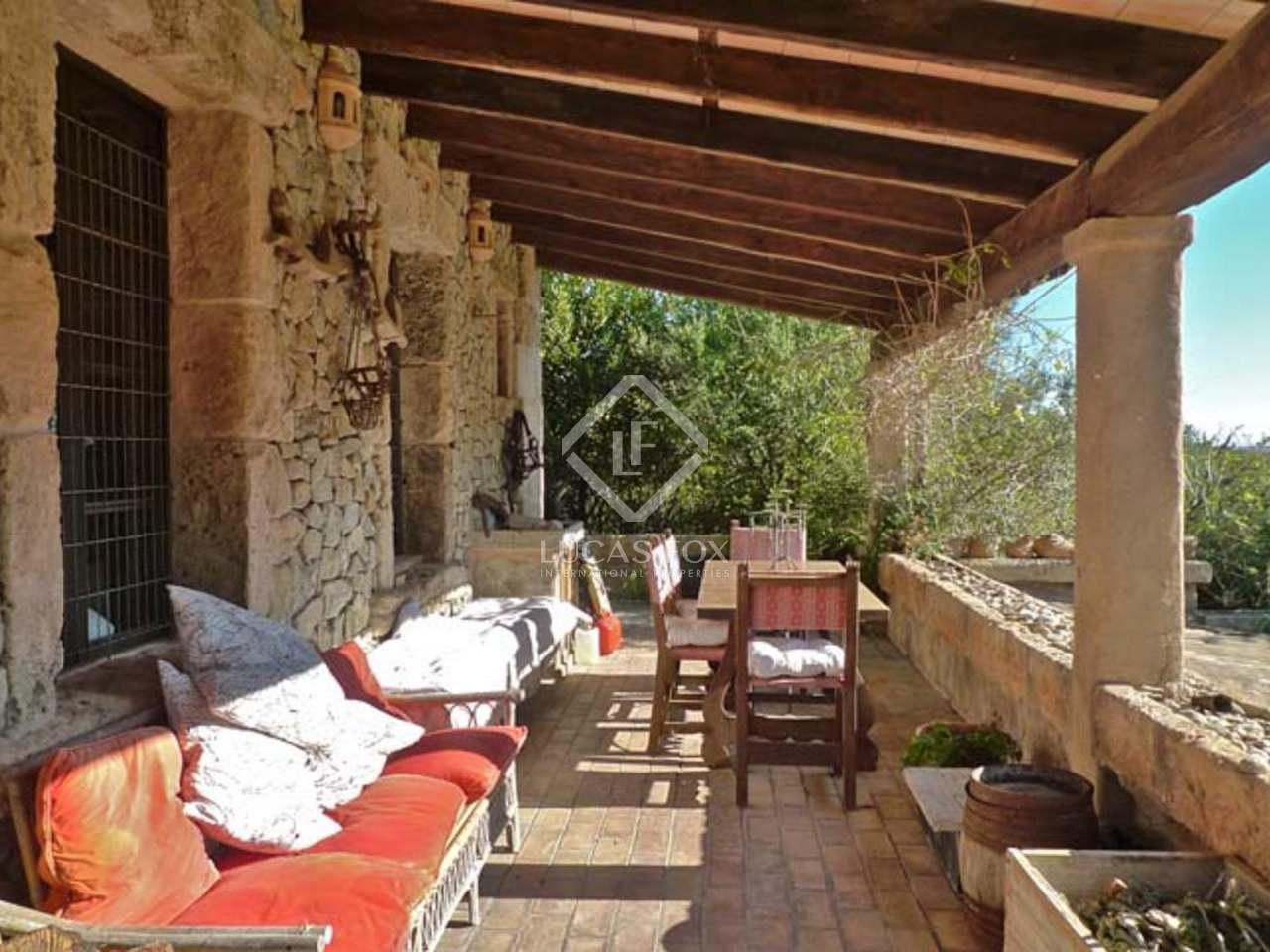 landhaus zum verkauf in nord mallorca. Black Bedroom Furniture Sets. Home Design Ideas