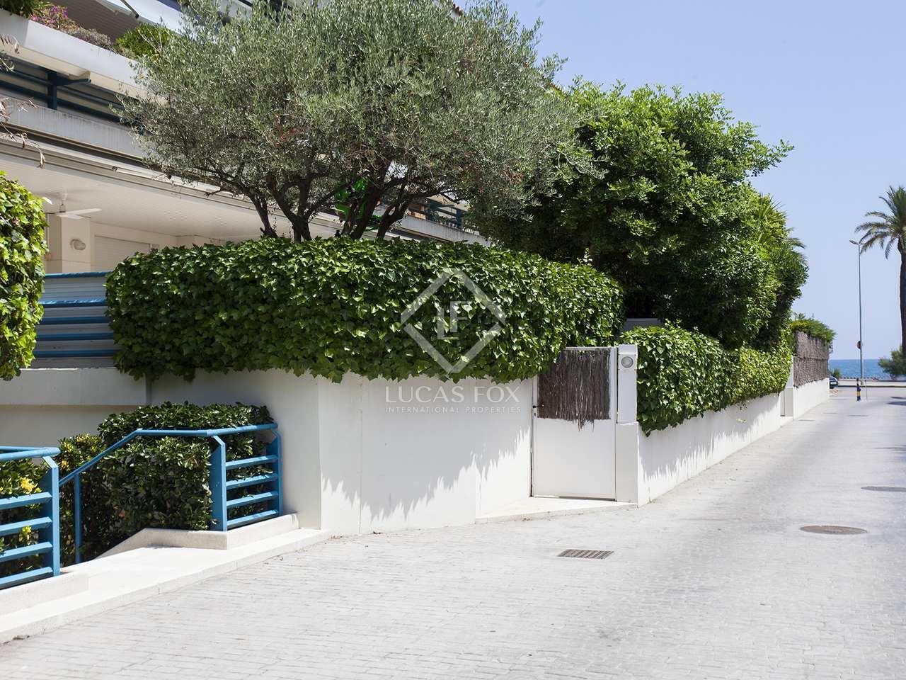 Appartement de 140m a vendre terramar avec 70m de jardin for Jardin anglais caracteristiques