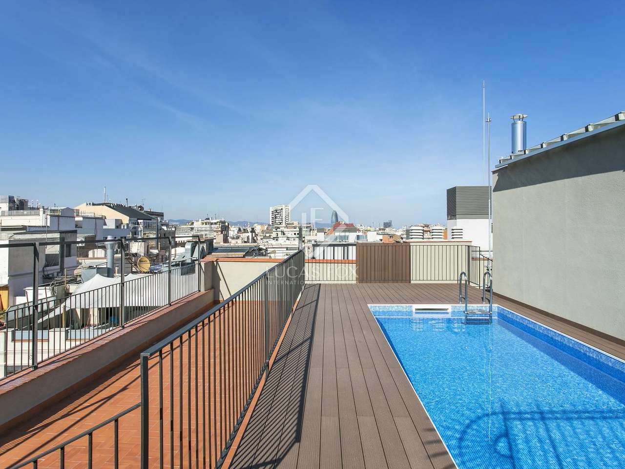 Appartement de 96m a vendre eixample droite barcelone for Appartement barcelone piscine