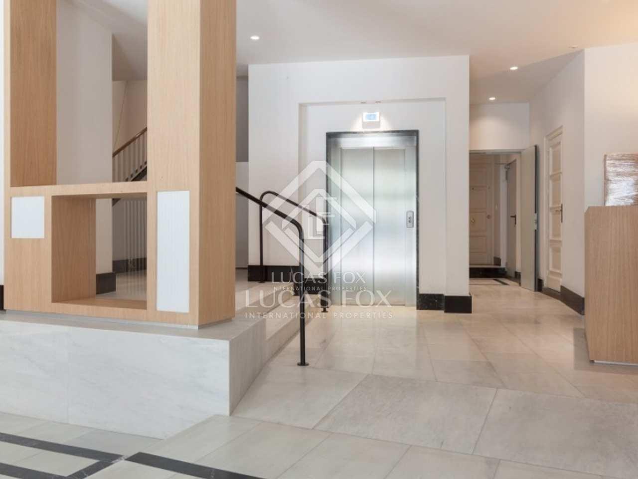 97m wohnung zum verkauf in recoletos madrid. Black Bedroom Furniture Sets. Home Design Ideas