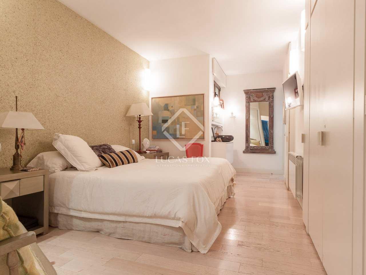 Apartamento con jard n y piscina en venta en madrid - Apartamentos arturo soria ...