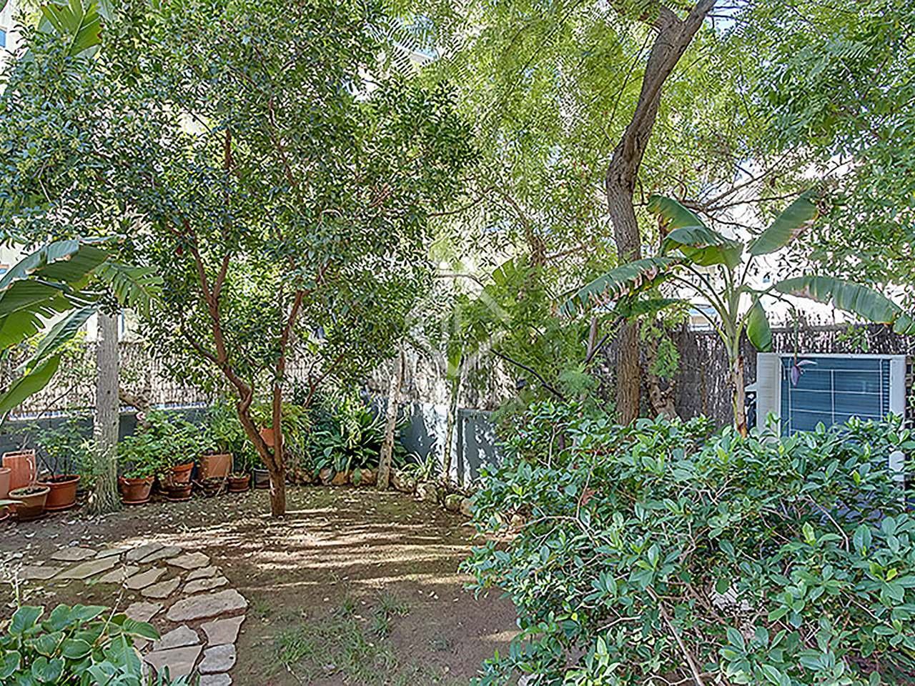 Appartement de 164m a vendre ibiza ville avec 120m de for Jardin anglais caracteristiques