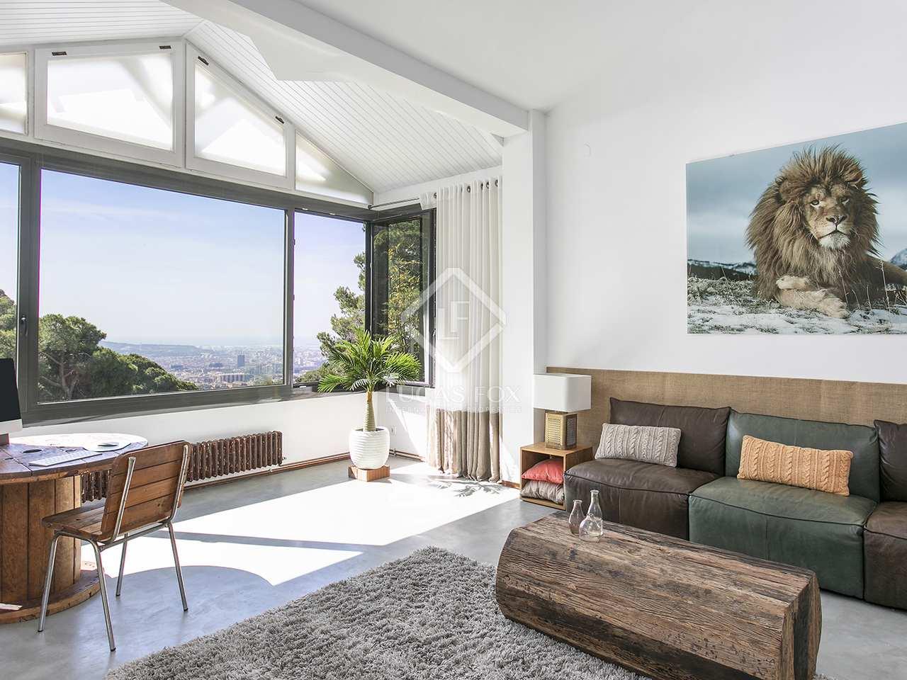 maison villa de 210m a vendre sarri barcelone. Black Bedroom Furniture Sets. Home Design Ideas