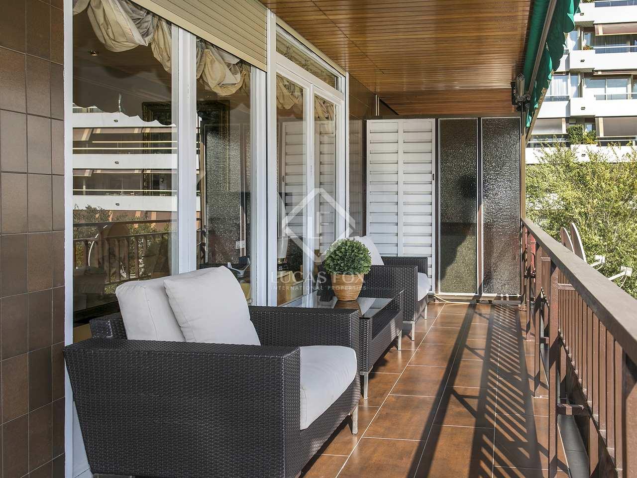 Appartement de 170m a louer les corts barcelone for Appartement a louer a barcelone avec piscine