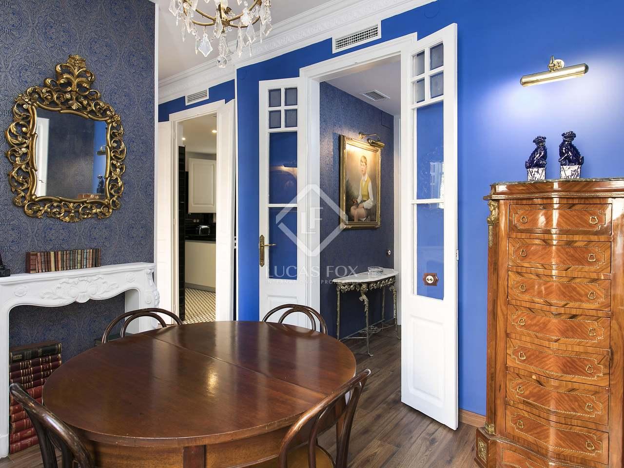 Apartamento de 85 m en alquiler en galvany barcelona - Apartamentos en alquiler barcelona ...