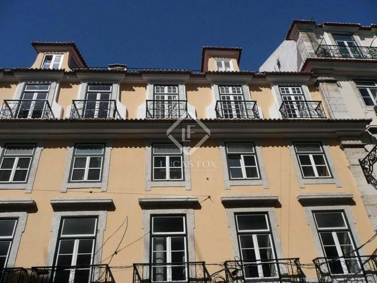 Four bedroom luxury apartment in Lisbon. Chiado