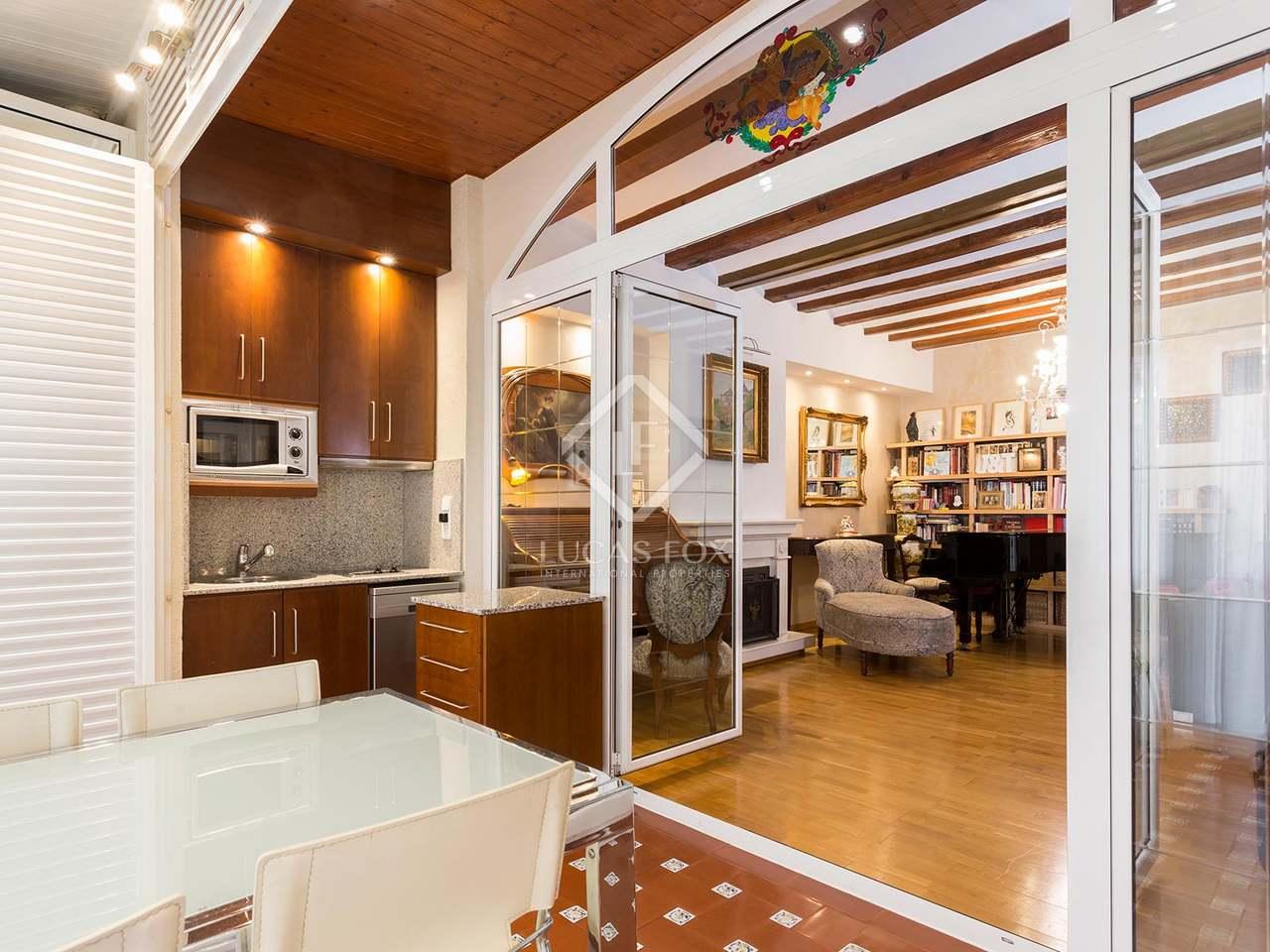 Appartement de 106m a vendre g tico barcelone for Chambre fabulous w barcelone