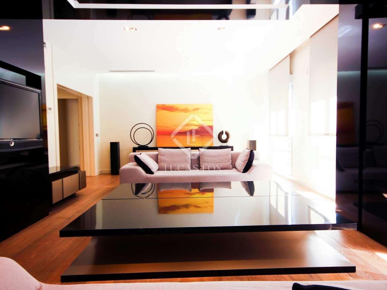 Apartamento de lujo de 4 dormitorios en alquiler en recoletos - Alquiler plazas de garaje madrid ...
