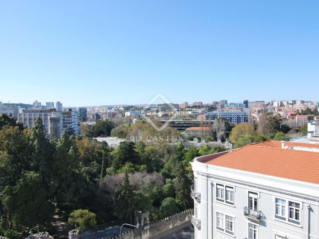 210m wohnung zum verkauf in lissabon stadt portugal. Black Bedroom Furniture Sets. Home Design Ideas