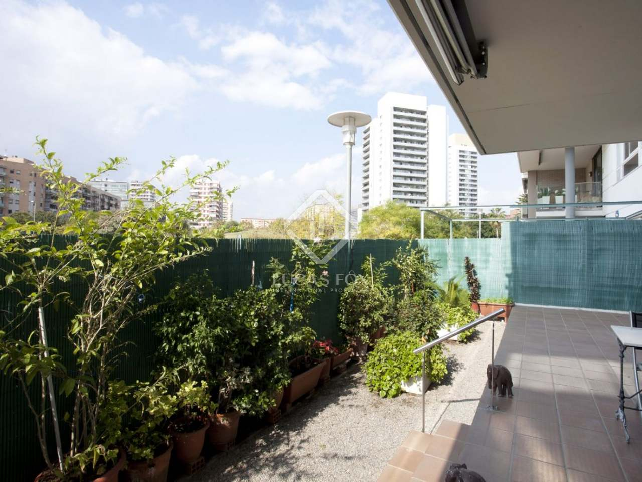 Appartement moderne en vente diagonal mar barcelone for Appartement piscine barcelone