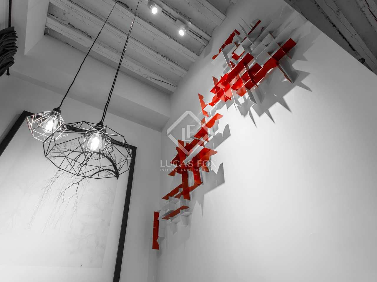5 pisos de dise o en venta en palacio madrid - Compro piso en madrid zona centro ...