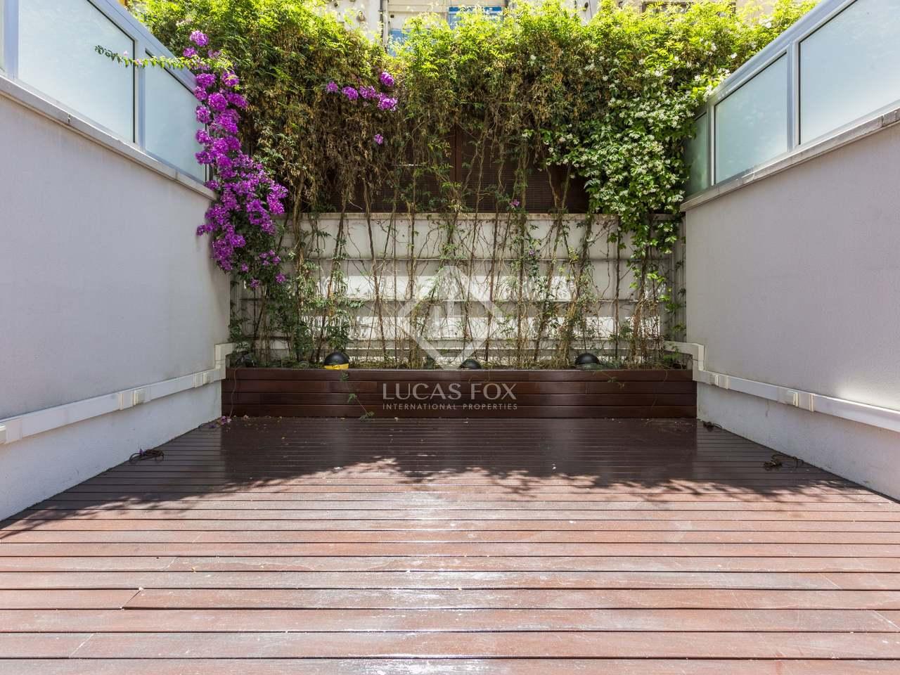 Appartement de 65m a vendre eixample droite avec 17m for Piscine w barcelone