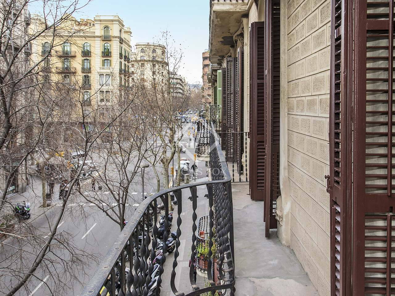 Appartement de 166m a louer eixample droite barcelone for Appartement a louer a barcelone avec piscine
