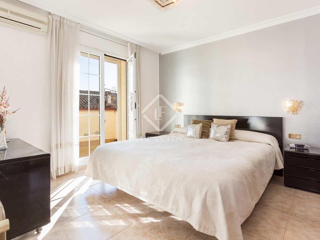 Maison villa de 273m a vendre pedralbes barcelone for Chambre fabulous w barcelone
