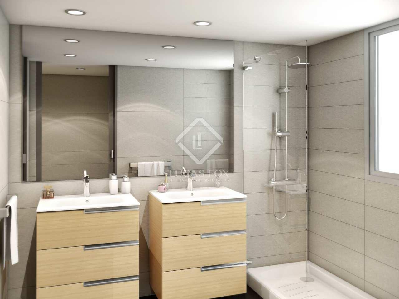 189m wohnung mit 43m terrasse zum verkauf in andorra la vella. Black Bedroom Furniture Sets. Home Design Ideas