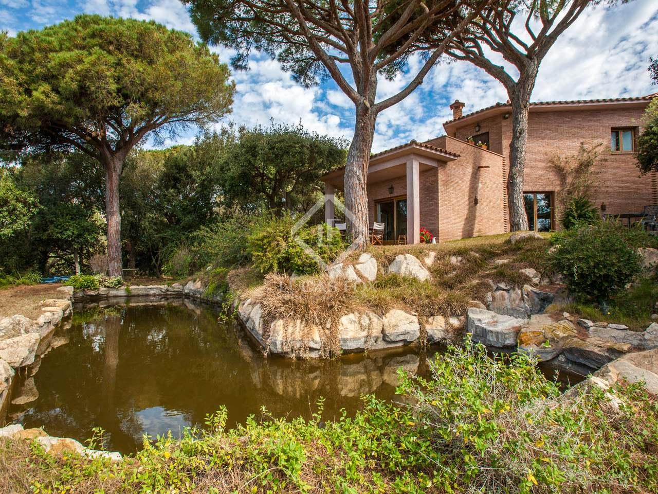 Sant Pol De Mar Property For Sale