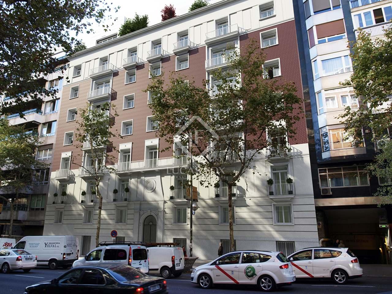 Tico nuevo de 3 dormitorios con terraza madrid - Zona chamberi madrid ...