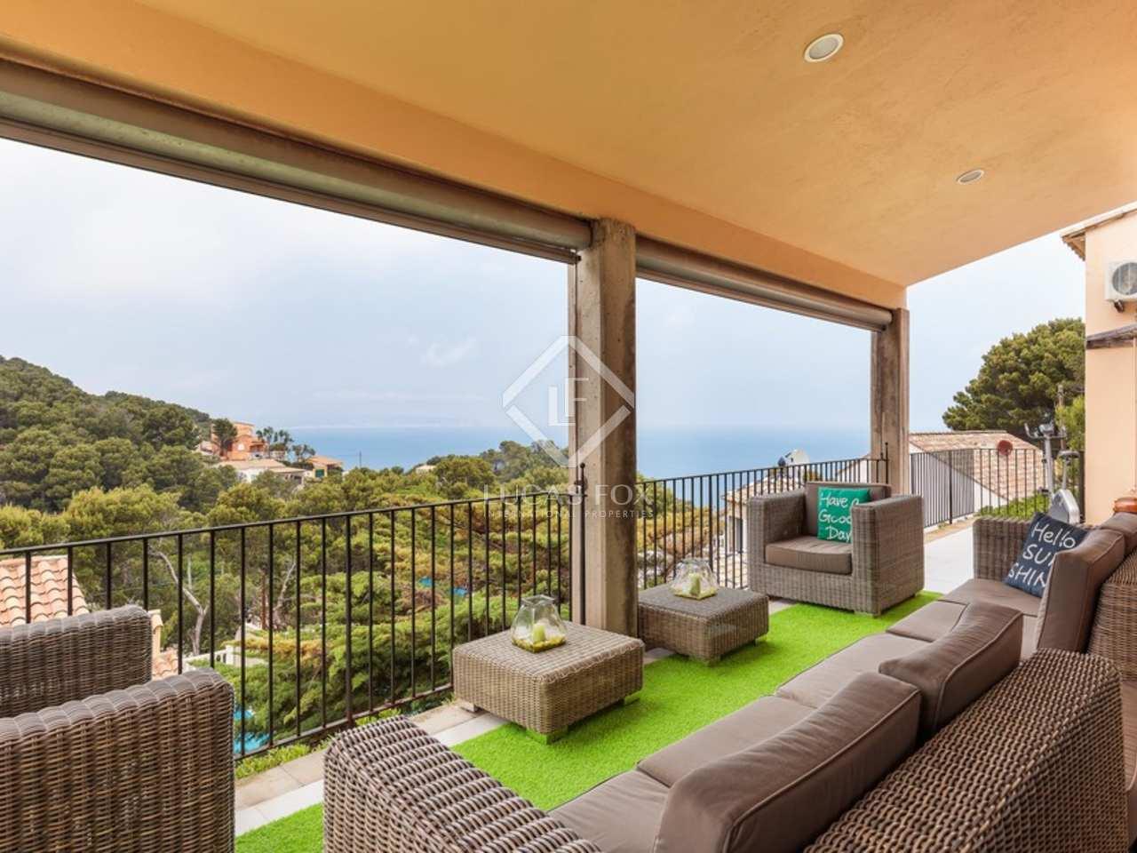 Casa de 270m en venta cerca de la playa de aiguafreda - Casa playa costa brava ...
